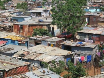 shanty-town
